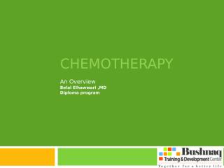 chemotherapy introduction.ppt