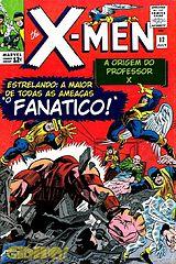 The Uncanny X-Men #012 (Jul. 1965) - A Origem Do Professor X!.cbr