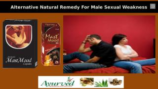 Natural Remedy For Male Sexual Weakness.pptx