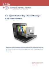 How Digitization Can Help Address Challenges in the Financial Sector.pdf