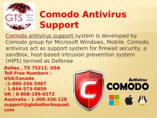 Comodo Antivirus Support.pptx
