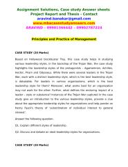 Discuss and debate on ideal leadership styles for organizations..doc