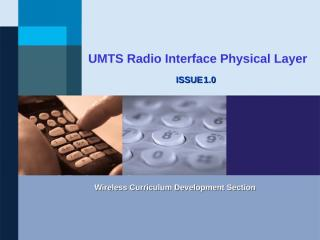 A4 UMTS Radio Interface Physical Layer.ppt