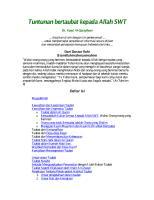 tuntutan bertaubat kepada allah -dr. yusuf qardhawi...pdf