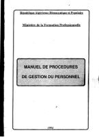 MANUEL DE PROCEDURES DE GESTION DU PERSONNEL.pdf