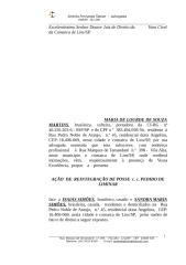 REINTEGRAÇÃO DE POSSE - MARIA DE LOURDE.docx