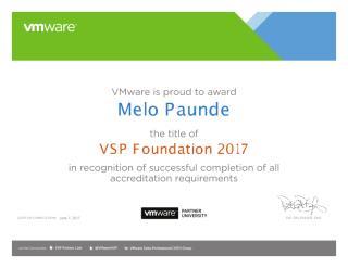 VSP Foundation 2017 - Melo Paunde.pdf