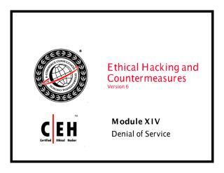 CEHv6 Module 14 Denial of Service.pdf