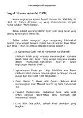 (Wafat 1333H) Sayyid 'Utsman.pdf