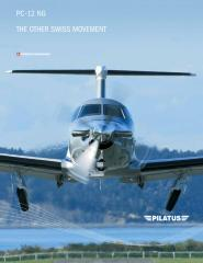 Pilatus Aircraft Ltd - PC-12 The Other Swiss Movement.pdf