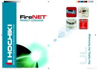 Hochiki Middle East UL (FireNET) Catalogue - ISS1 DEC15 (print).pdf