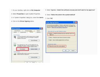 winxp turn off driver signing.docx