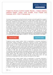 PDF - Fingerprint Access Control System Market Fractovia.pdf