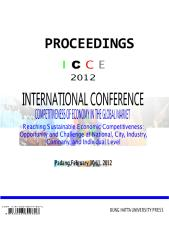 International Conference Competitiveness of Economy 2012 - Padang.pdf