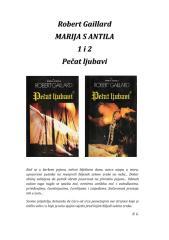 Robert Gaillard - Marija s  Antila 1-2, Pečat ljubavi.pdf