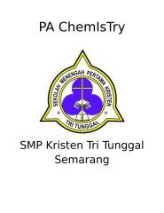 PA ChemIsTry.doc