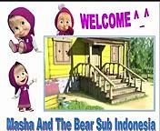 Masha And The Bear Subtitle Indonesia -